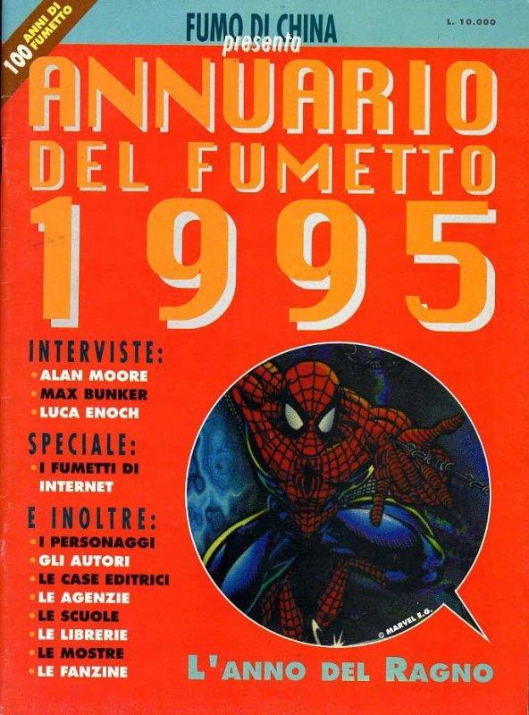 Annuario del Fumetto 1995