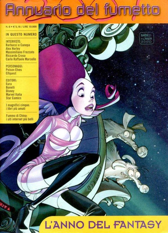 Annuario del Fumetto 2001