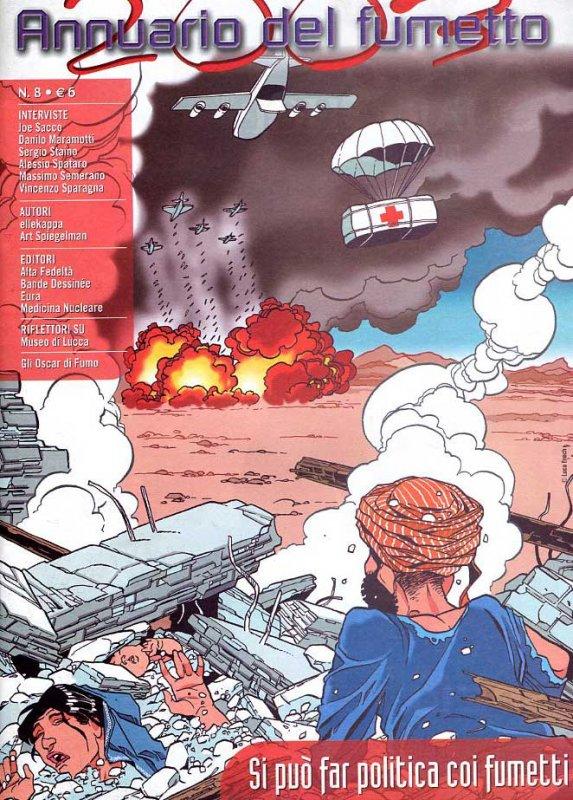 Annuario del Fumetto 2003