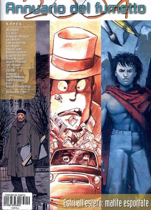 Annuario del Fumetto 2004