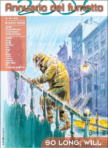 Annuario del Fumetto 2005