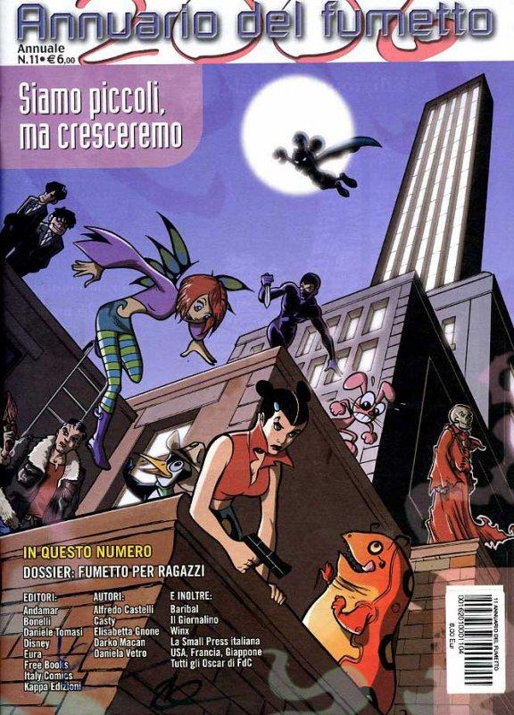 Annuario del Fumetto 2006