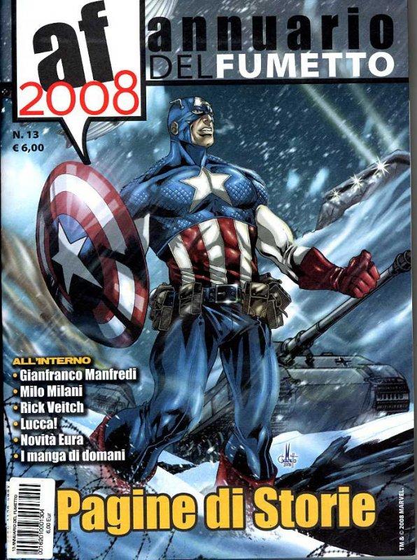 Annuario del Fumetto 2008