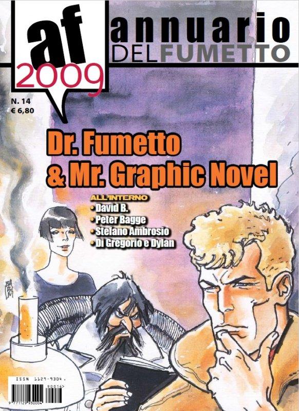 Annuario del Fumetto 2009