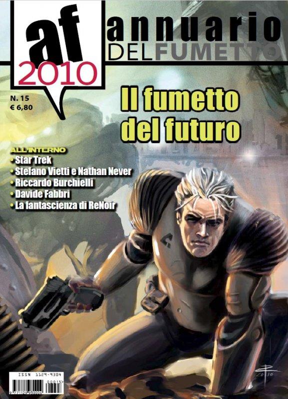 Annuario del Fumetto 2010