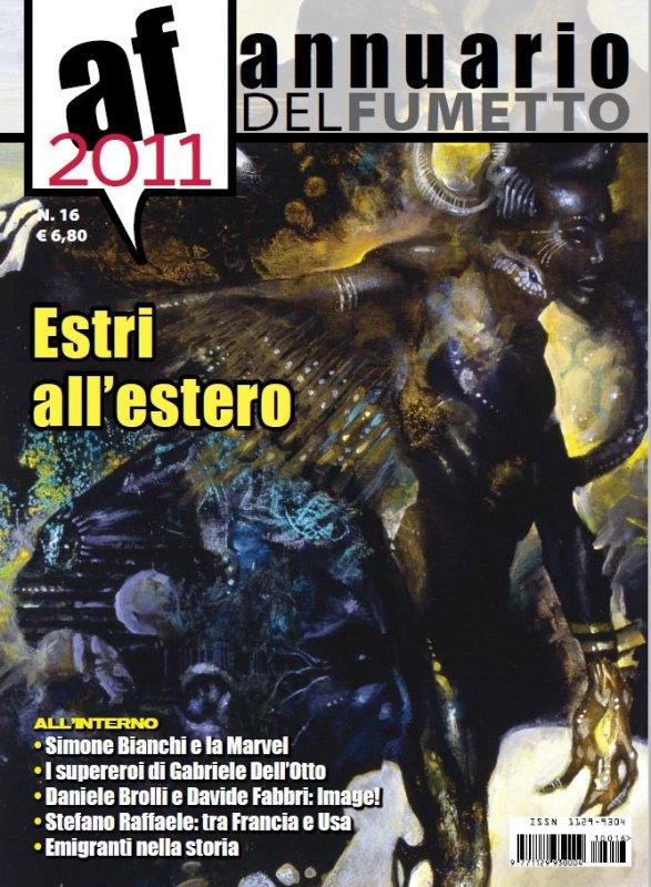 Annuario del Fumetto 2011