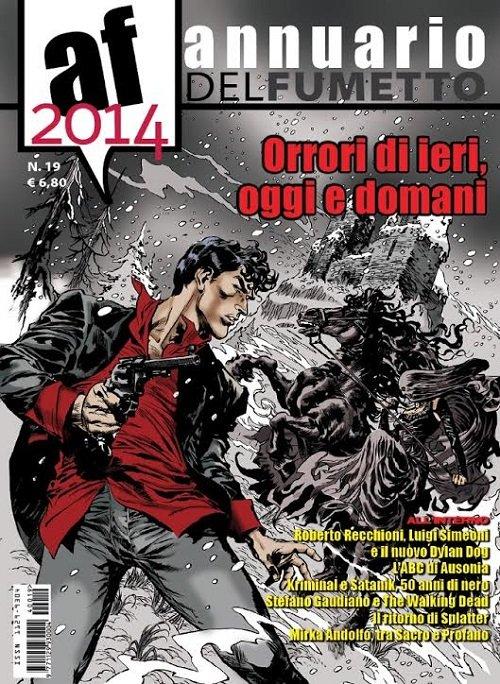 Annuario del Fumetto 2014