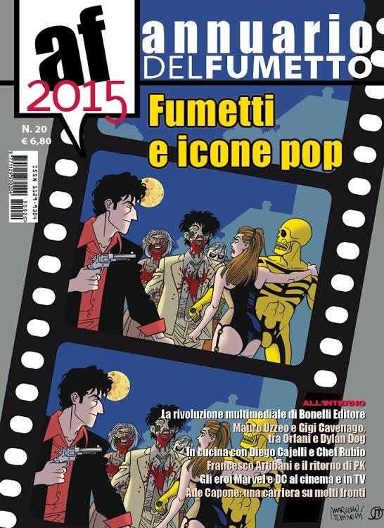 Annuario del Fumetto 2015