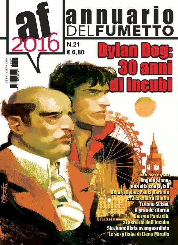 Annuario del Fumetto 2016