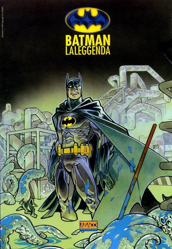 Batman. La leggenda