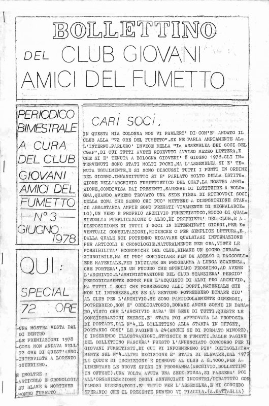 Bollettino del C.G.A.F. n. 3