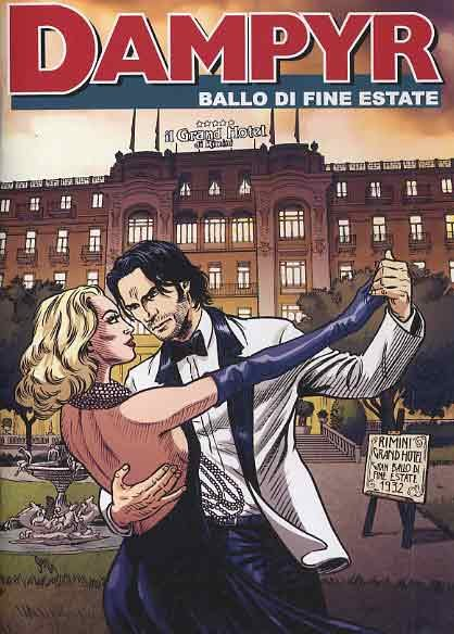 Dampyr: Ballo di fine estate