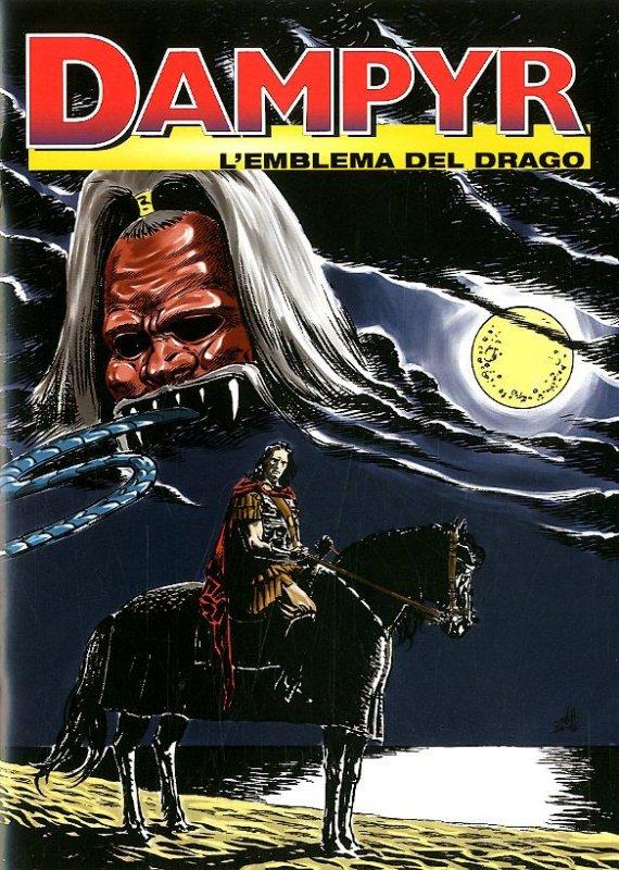 Dampyr: L'emblema del drago