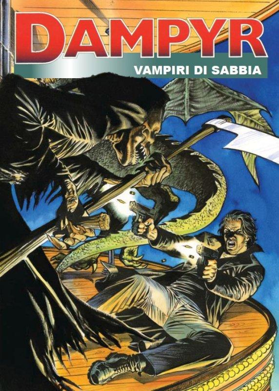 Dampyr: Vampiri di sabbia