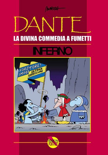 Dante. La Divina Commedia a fumetti - Inferno
