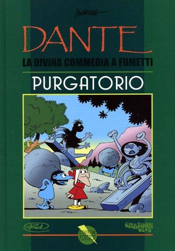 Dante. La Divina Commedia a fumetti - Purgatorio