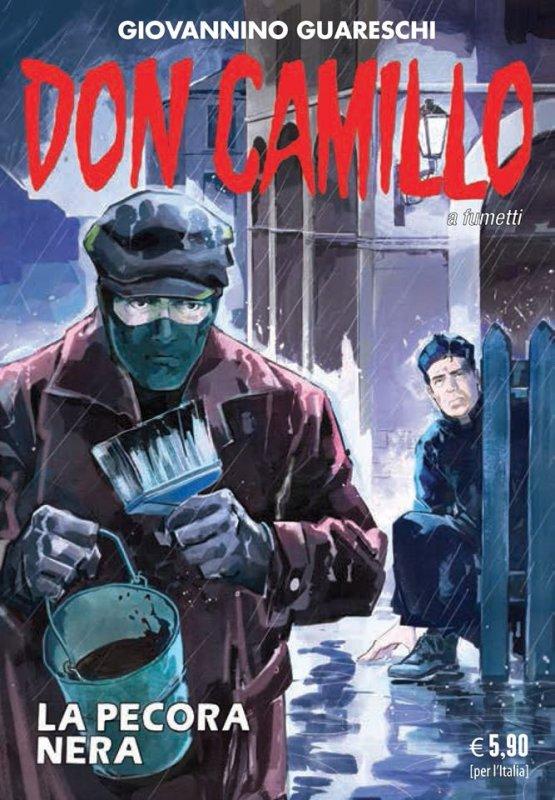 Don Camillo a fumetti: La pecora nera