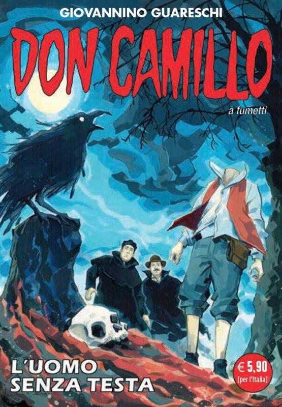 Don Camillo a fumetti: L'uomo senza testa