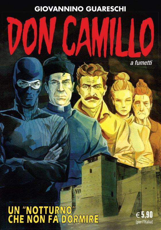 Don Camillo a fumetti: Un
