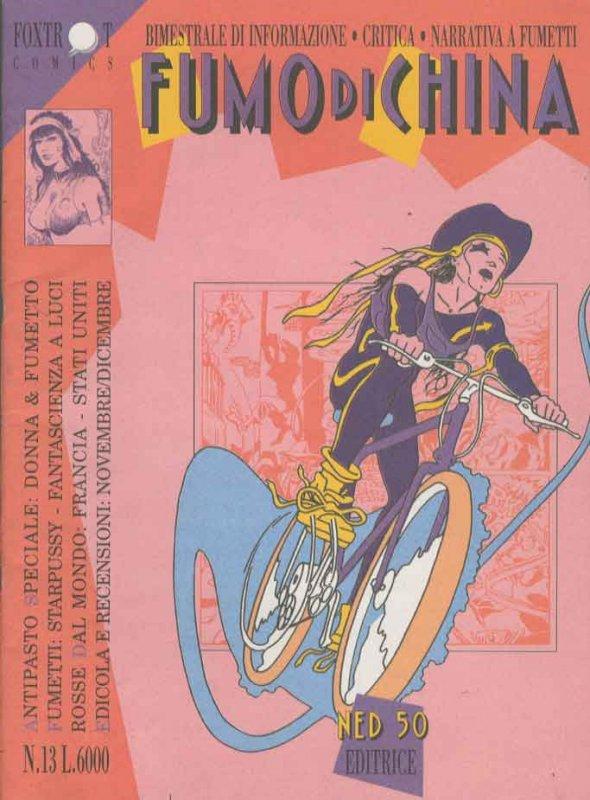 Fumo di China n. 13