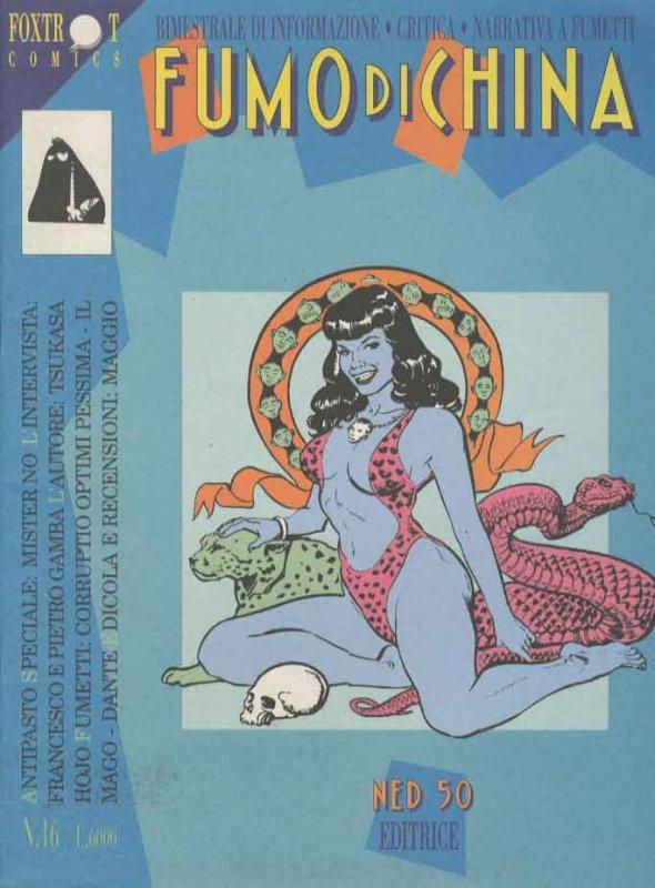Fumo di China n. 16