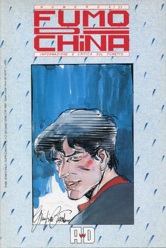 Fumo di China n. 6/33