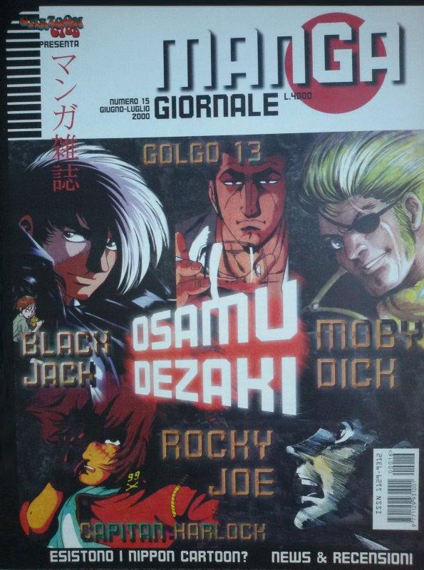 Manga Giornale n. 15