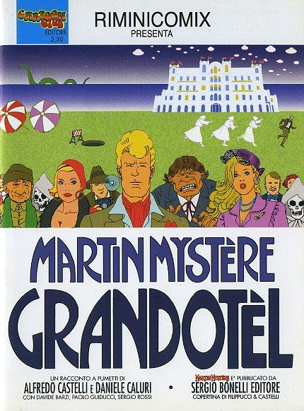 Martin Mystére: Grandotèl