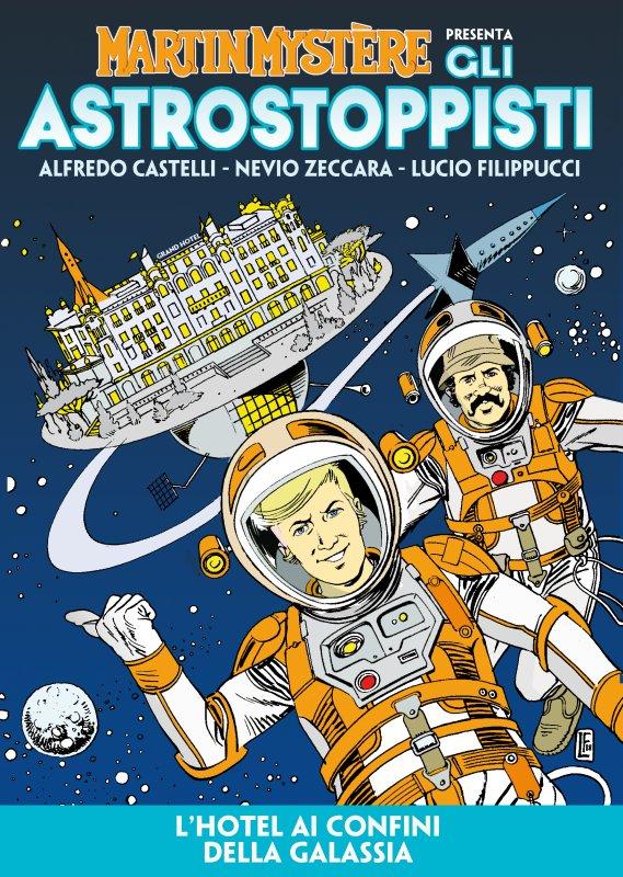 Martin Mystère presenta: Gli Astrostoppisti