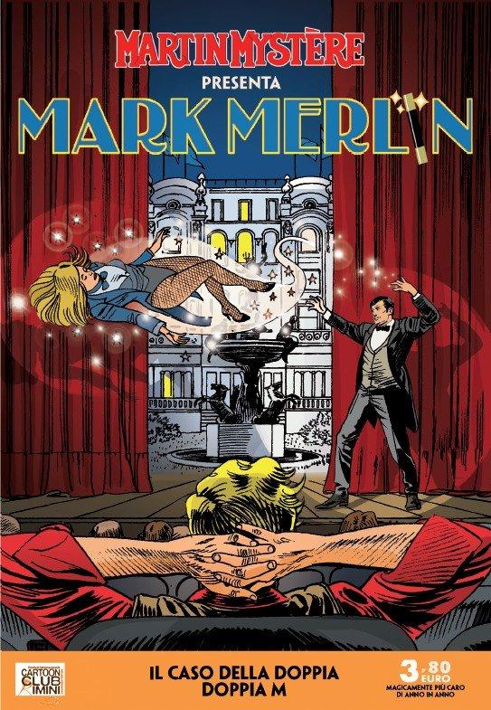 Martin Mystère presenta: Mark Merlin