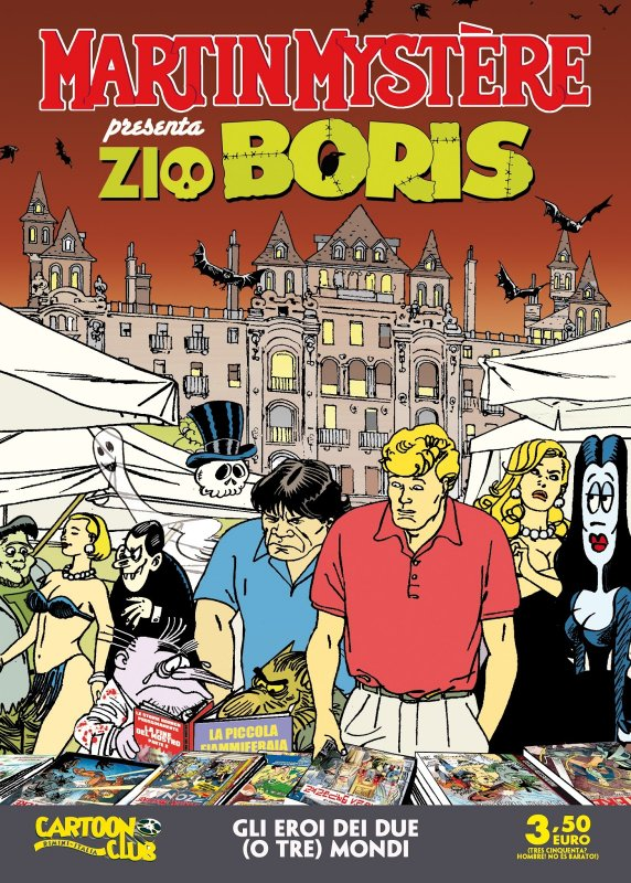 Martin Mystère presenta: Zio Boris