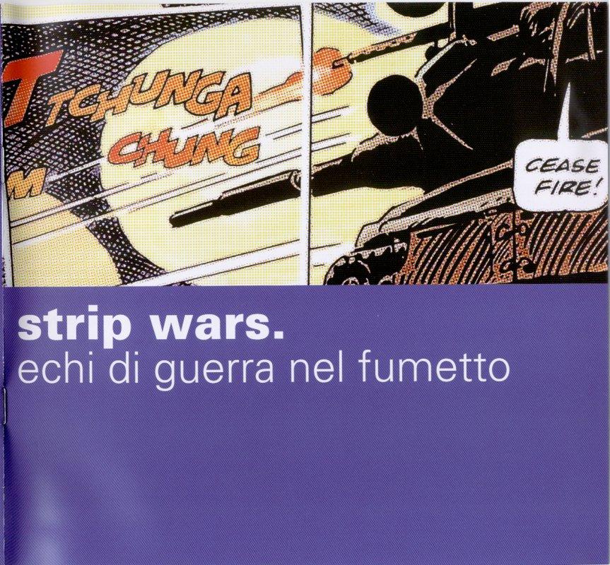 Strip Wars. Echi di guerra nel fumetto