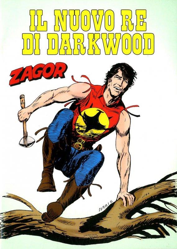 Zagor: Il nuovo Re di Darkwood